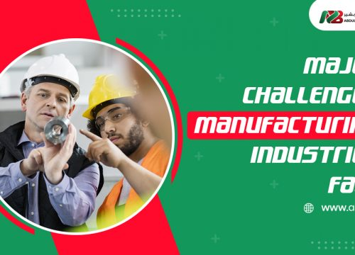 Major challenges manufacturing industries face