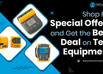 Shop For Special Offers and Get the Best Deal on Test Equipment