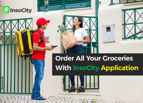 Grocery Delivery Services With InsoCity Application1