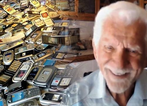 Inventor of cell phone, We knew someday everybody would have phone