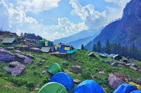 Kheerganga Trek with Camping 2020, Kasol, Himachal Pradesh, India, jannattrips