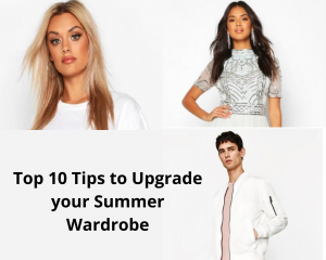 Top 10 Tips to Upgrade your Summer Wardrobe, front2