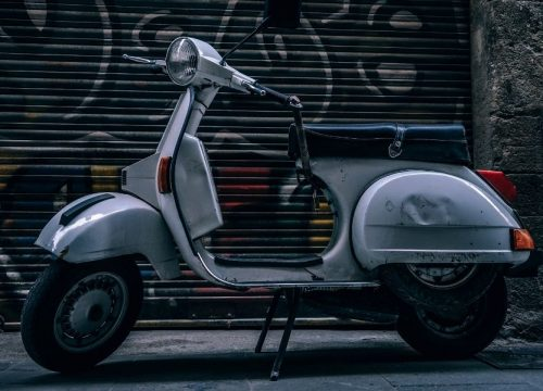 Mobility scooter with 5 wheels | Advantages of five wheel scooter