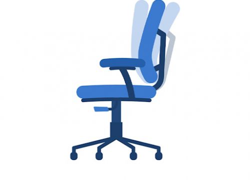Chair for the office